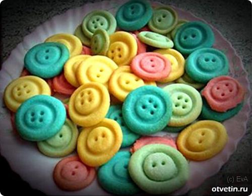 Детские печенья своими руками с фото