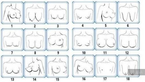 Треугольная грудь картинки фото 739-663