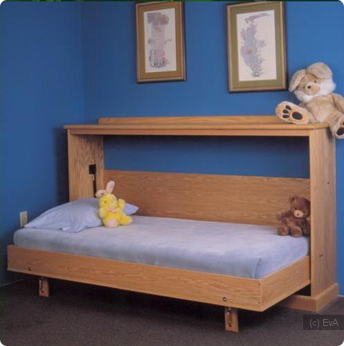 Кровать складывающаяся своими руками