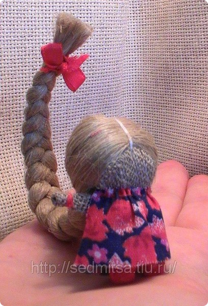 Славянская обережная кукла