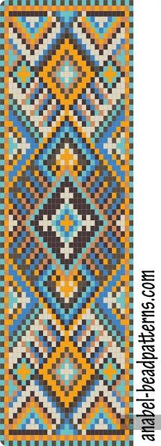 источник · бисерные браслеты