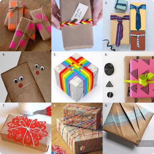 Идеи для творчества и подарки своими руками