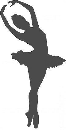 снежинки балеринки,