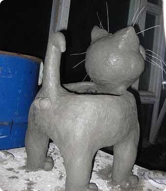 Как сделать скульптуру из гипса своими руками