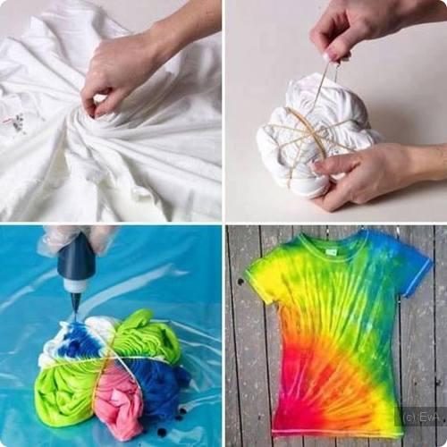 Как сделать вещь белоснежной