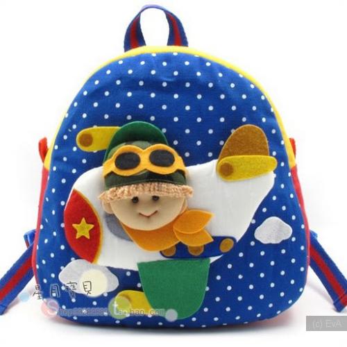 Сшить рюкзак для ребёнка 10