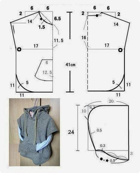 Выкройки женской одежды для начинающих простые выкройки своими руками