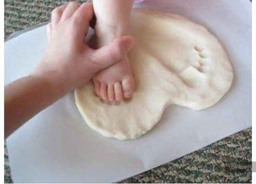 Тесто для слепка своими руками