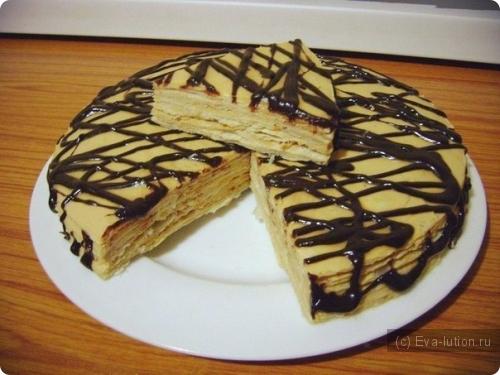 Рецепты простых тортов в домашних условиях с фото