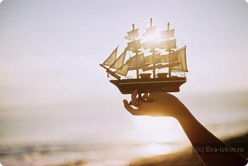 Про корабль в теле человека