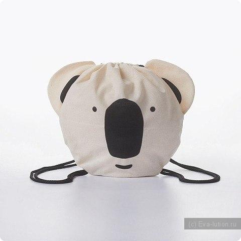 a45cdbf70808 Простые выкройки детских рюкзаков в виде зверушек. / Рукодельница / EvA